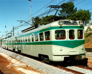 Vintage Trains from Ferrocarrils de la Generalitat