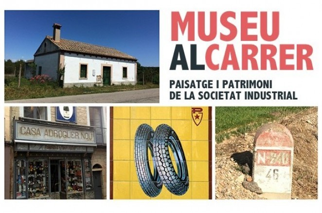 "mNACTEC inaugurates the ""Museu al carrer"" project"