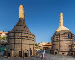 """""""La Rajoleta"""" Ceramics Museum in Esplugues de Llobregat"""