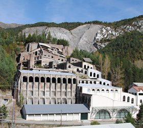 Museo del Cemento Asland de Castellar de n'Hug