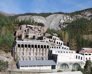 Castellar de n'Hug Asland Cement Museum