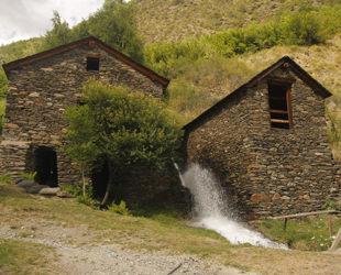 Sawmill of Àreu