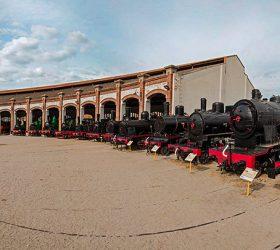 Museo del Ferrocarril de Catalunya