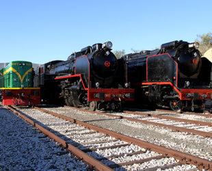 Museu del Ferrocarril a Móra la Nova