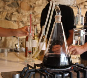 Balanyà Distillery